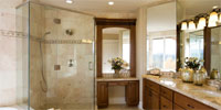 Bathroom Glass & Mirrors - College Station